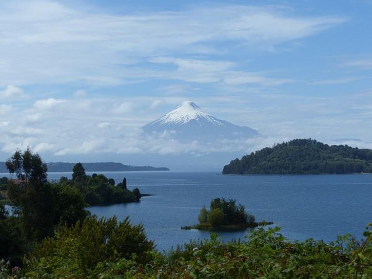 Orsono Volcano, Chile