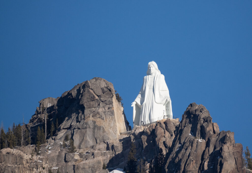 Our Lady of the Rockies.