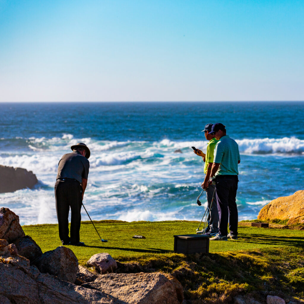 Pacific Grove Golf Links in California.