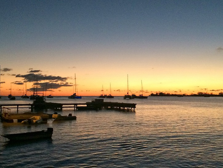 packing tips for sailing vacations enjoying a sunset in the British Virgin Islands