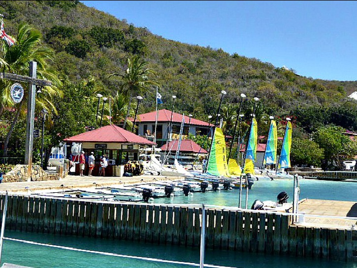 packing tips for sailing vacations to Bitter End, BVI