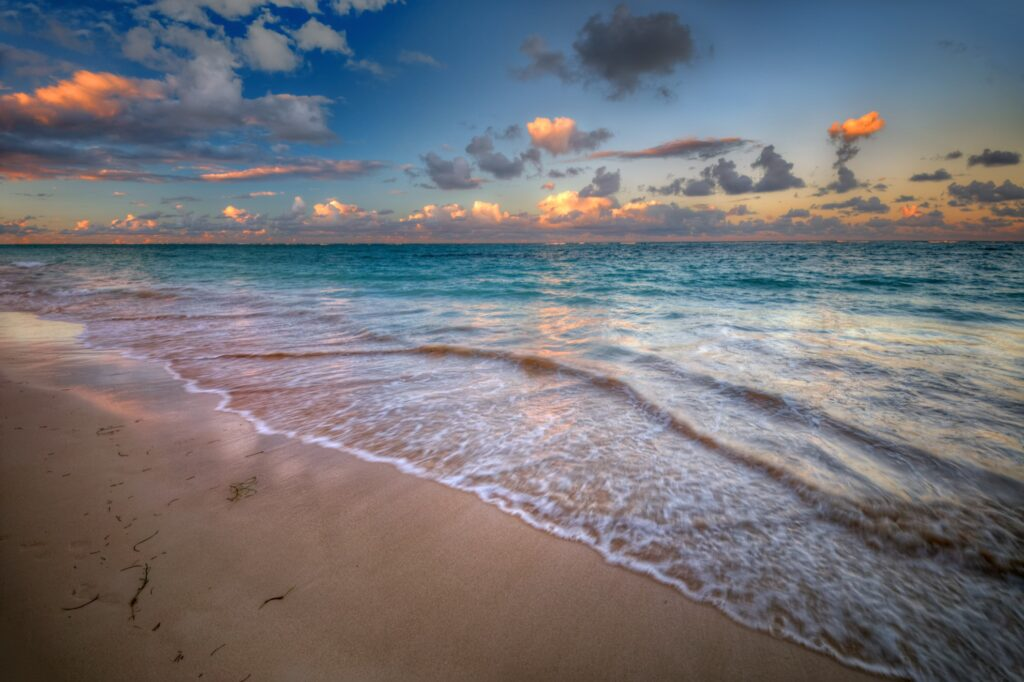 Palm Beach in Florida.