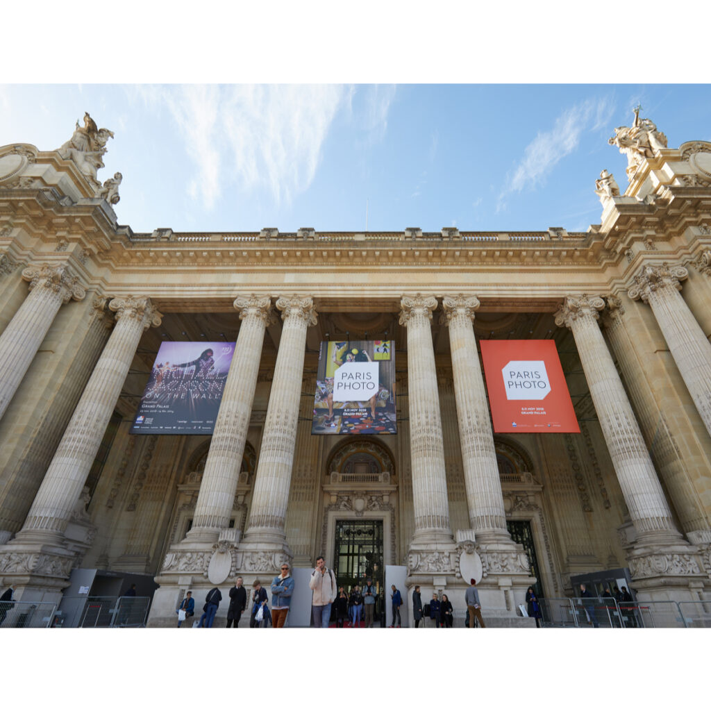 Paris Photo, a photography fair held in November.