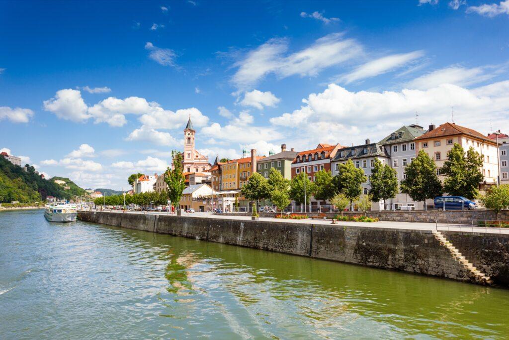 Passau, Germany.