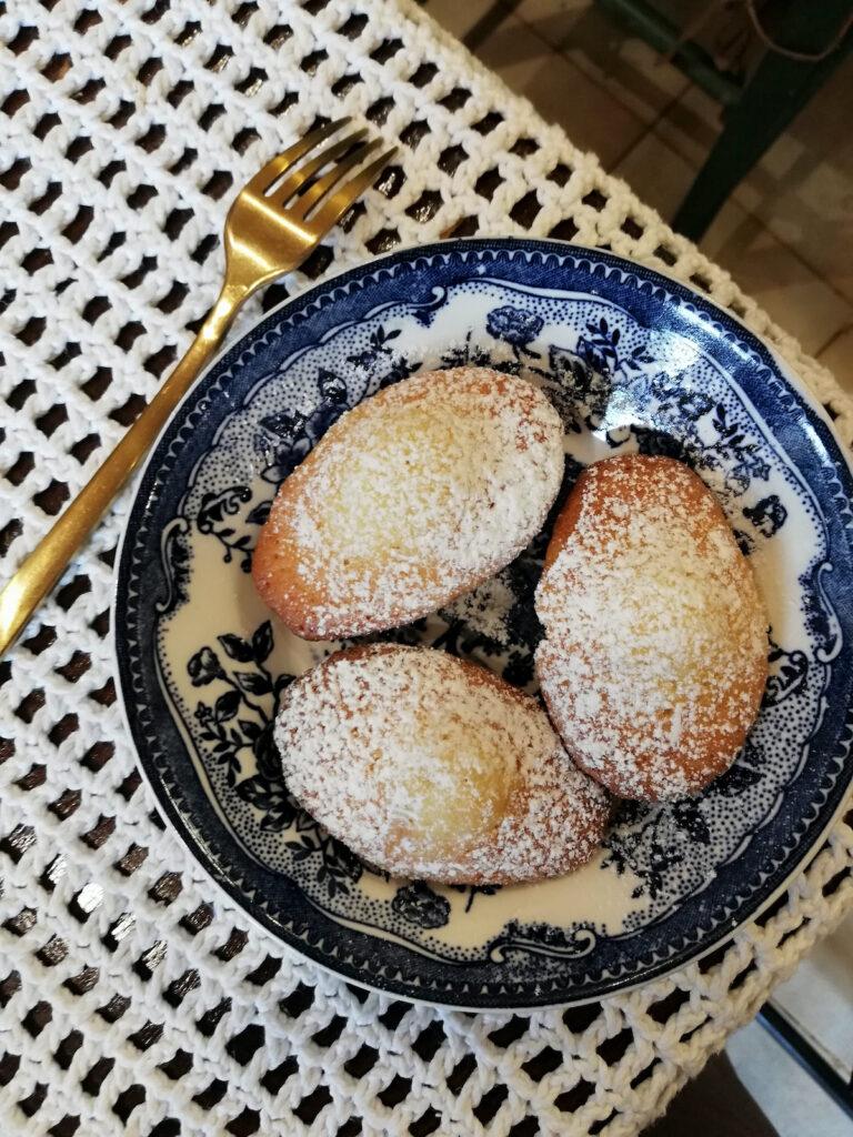 Pastries from Maison Landemaine in Paris.