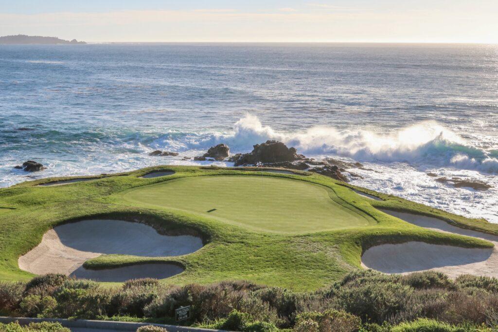 Pebble Beach Golf Club.