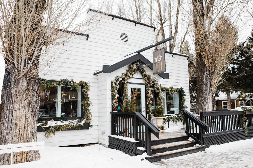 Persephone Bakery in Jackson Hole.