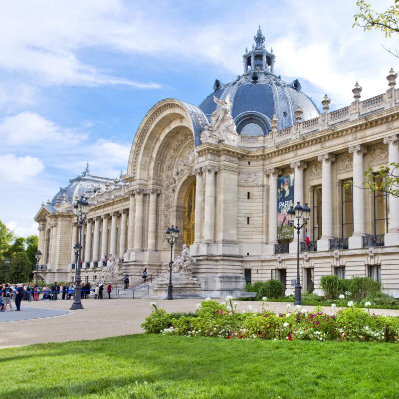Petit Palais in Paris, France.