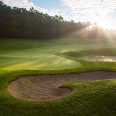 Pilgrim's Run Golf Club in Pierson, Michigan.