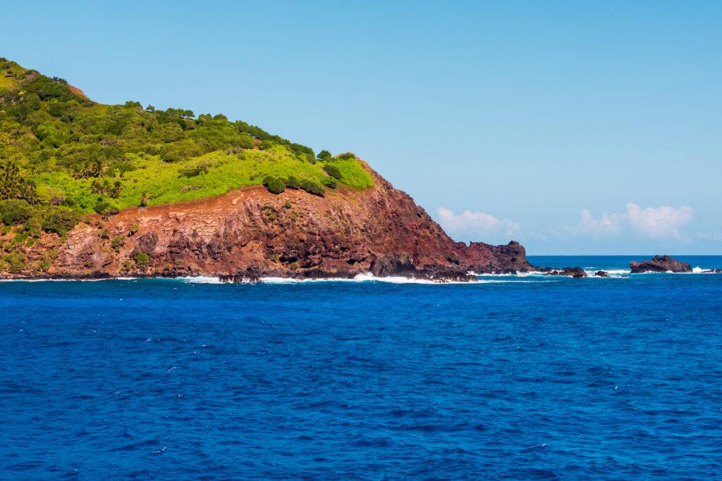 Pitcairn Island, a British Overseas Territory.