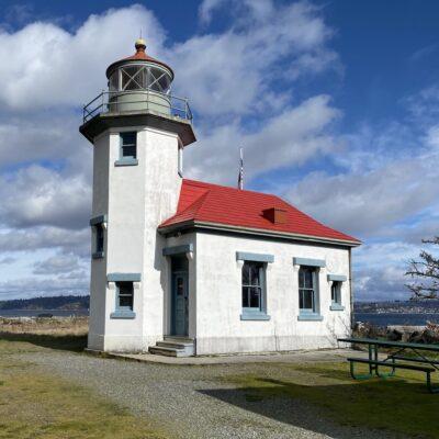 Point Robinson Lighthouse.