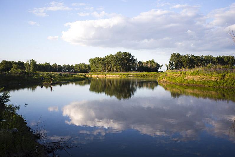 Ponca State Park in Ponca, Nebraska.