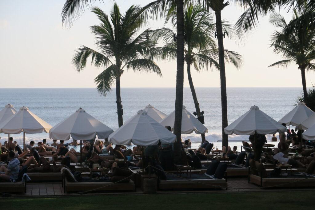 Potato Head Beach Bar in Bali.