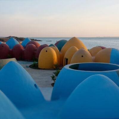 Presence in Hormuz on Hormuz Island, Iran.