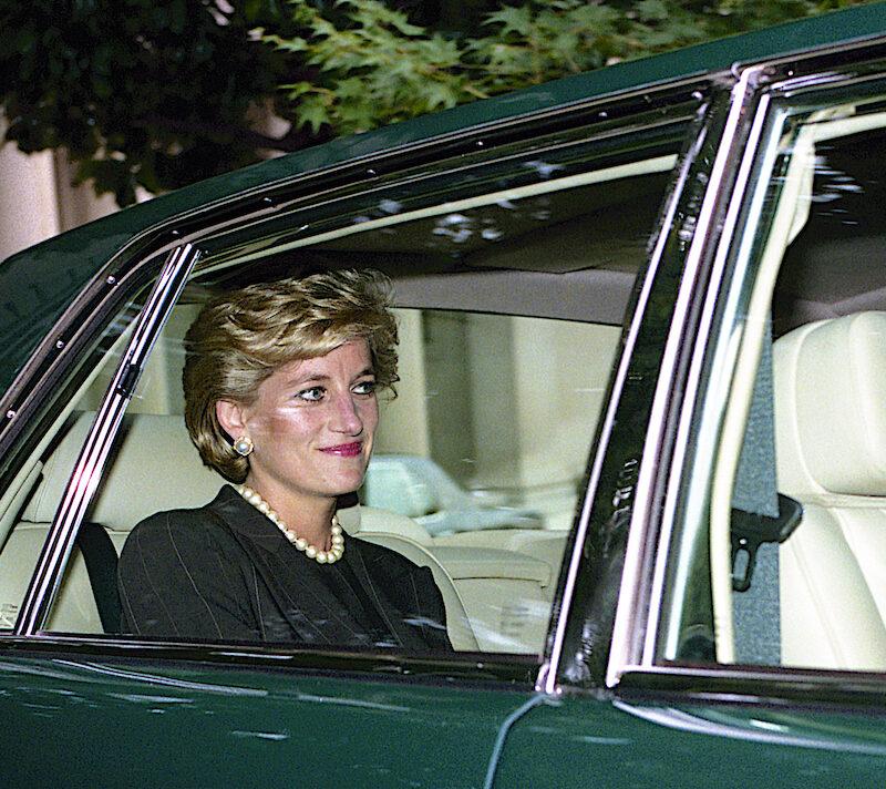 Princess Diana in Washington D.C.