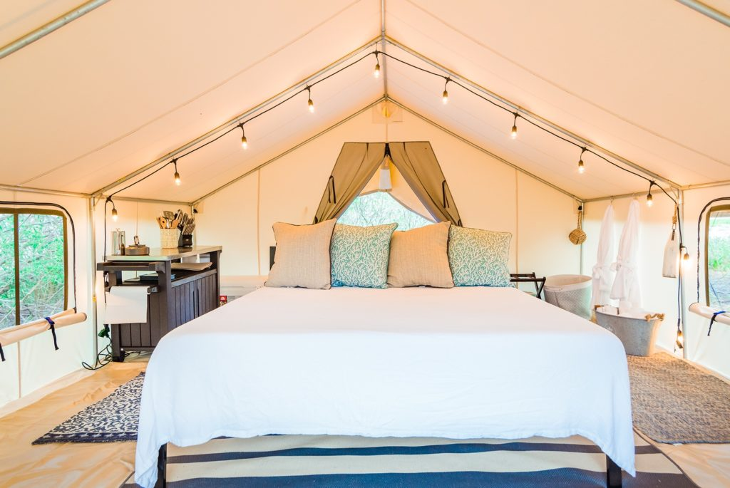Private Island Glamping On Little Raccoon Key