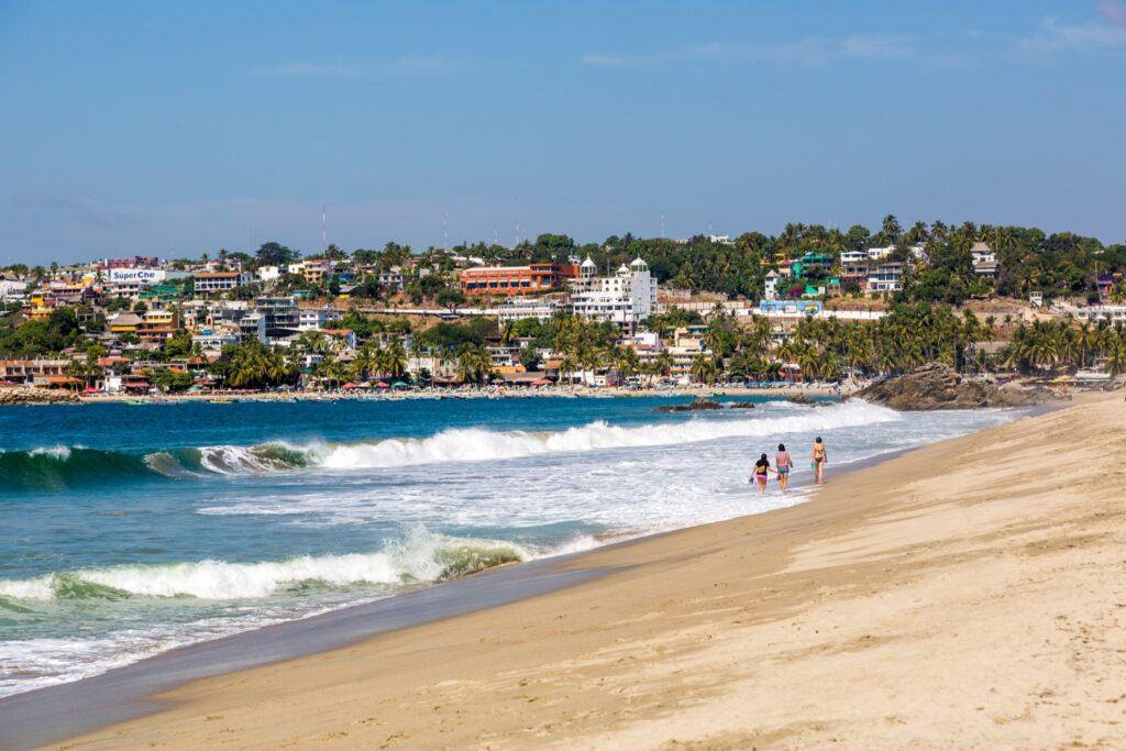 Puerto Escondido, Mexico.