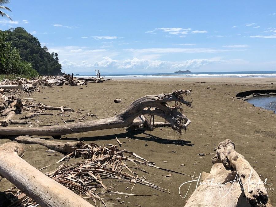 Punta Uvita in Costa Rica.