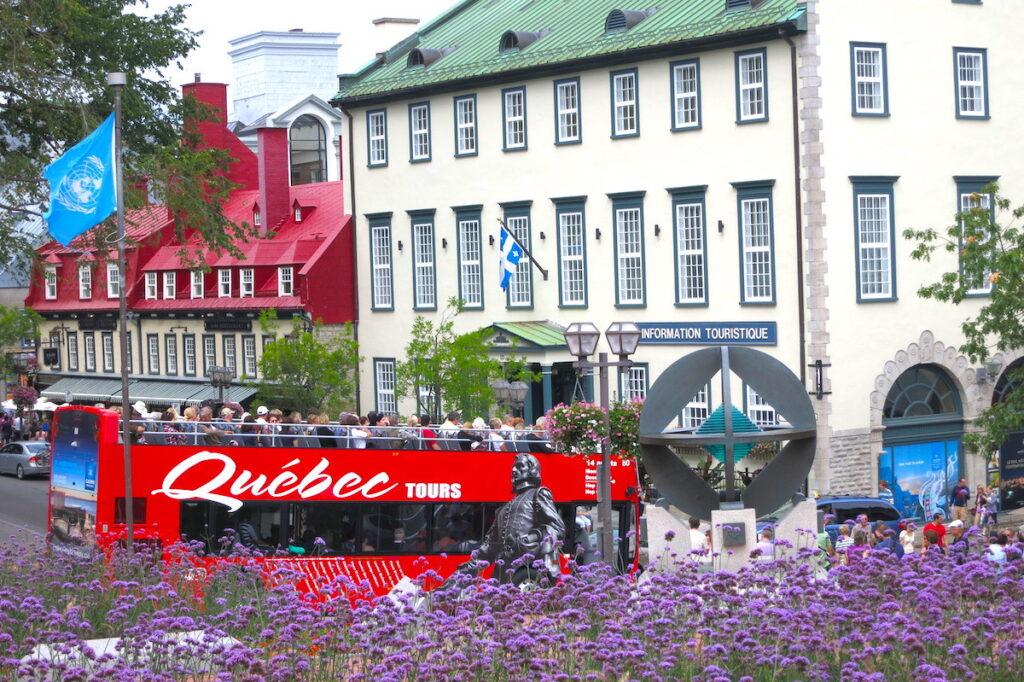 Quebec's Old City.