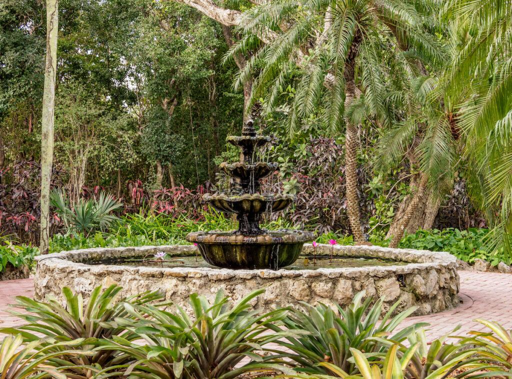 Queen Elizabeth II Botanic Park on Grand Cayman island.