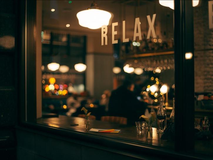 Quiet bar
