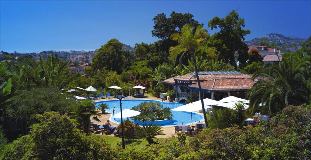 Quinta Jardins Do Lago in Portugal.