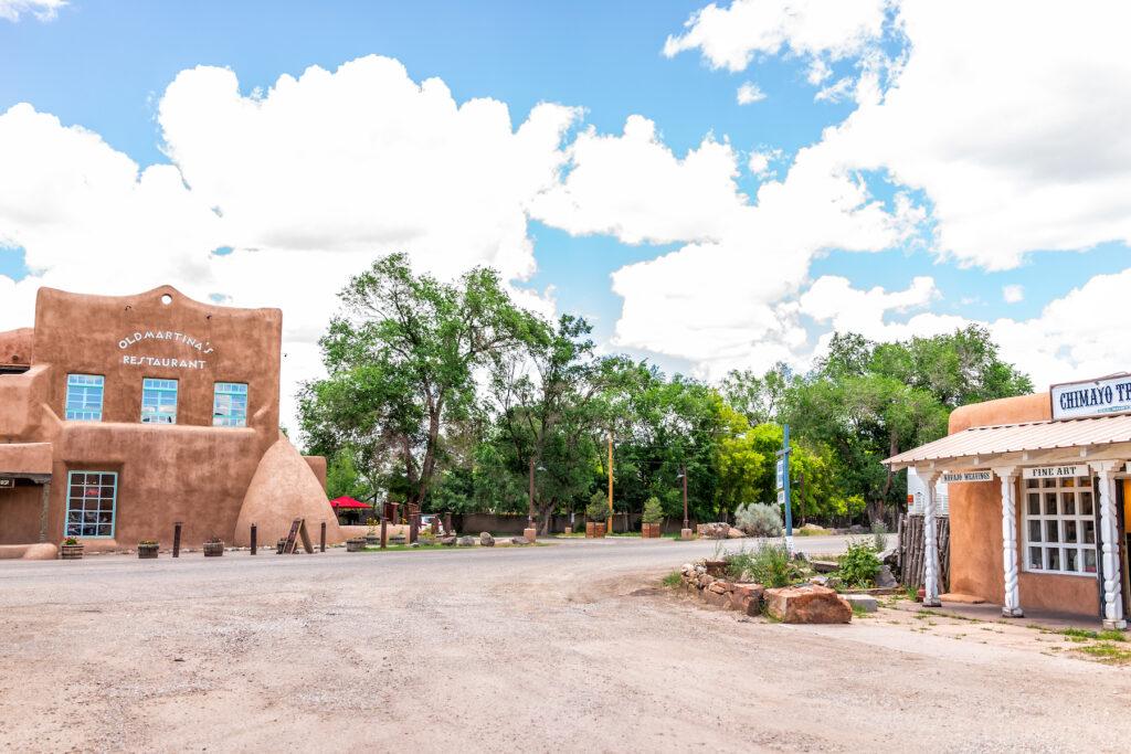 Ranchos de Taos in New Mexico.