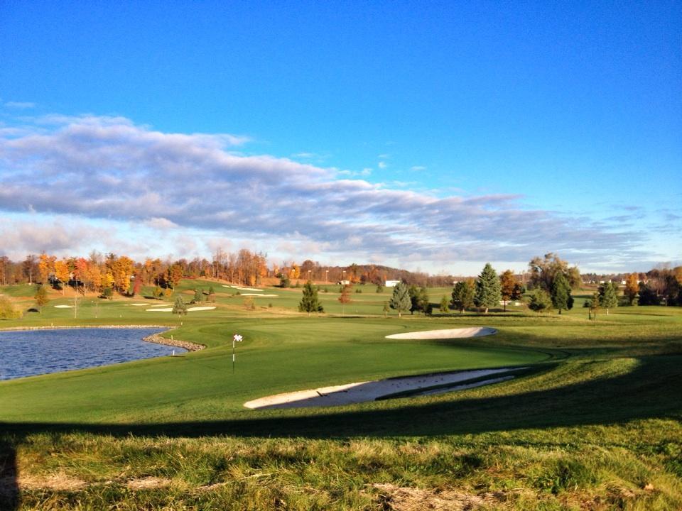 Ravenwood Golf Club in Rochester, New York.
