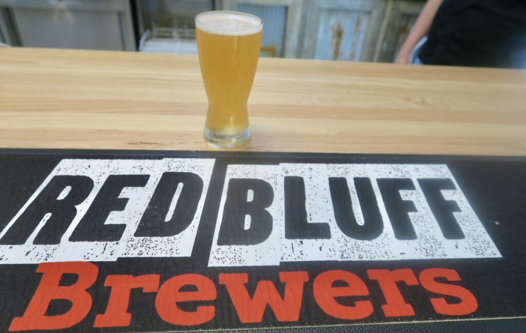 Red Bluff Brewery, Lakes Entrance, Victoria.