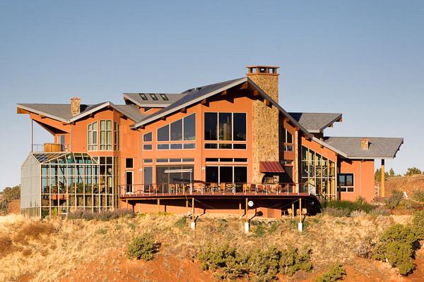 Red Reflet Guest Ranch in Ten Sleep, Wyoming.