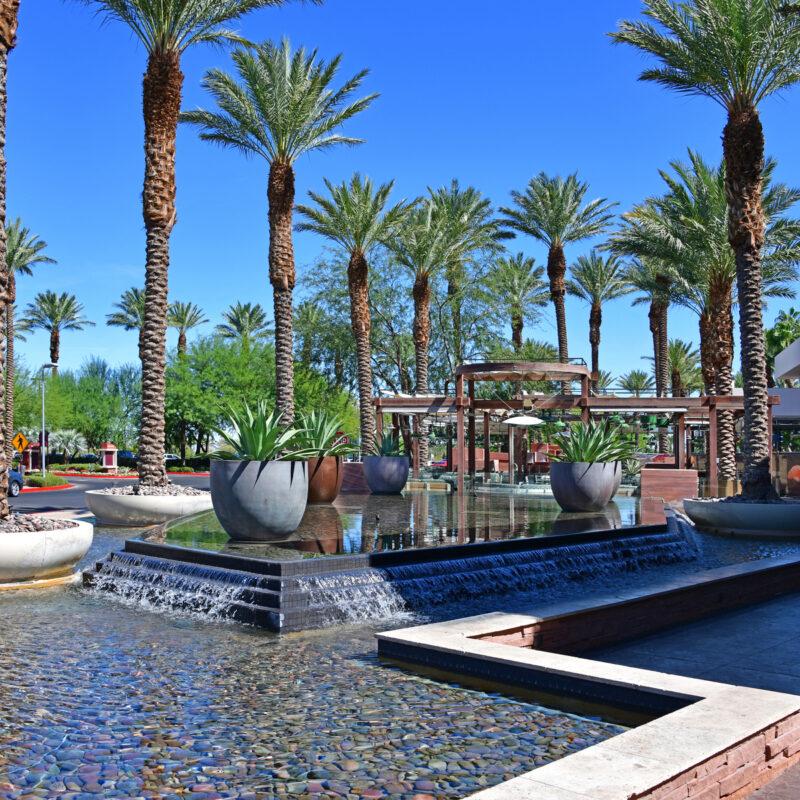 Red Rock Casino Resort Spa Las Vegas.