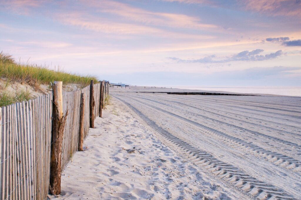 Rehoboth Beach in Delaware.