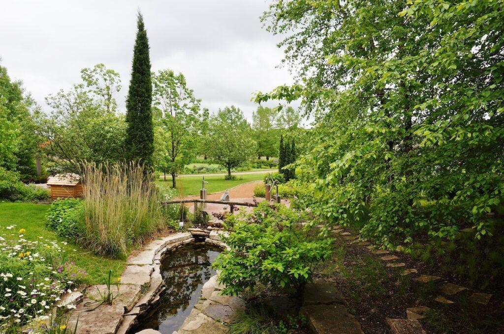 Reiman Gardens, Iowa State University, Ames.