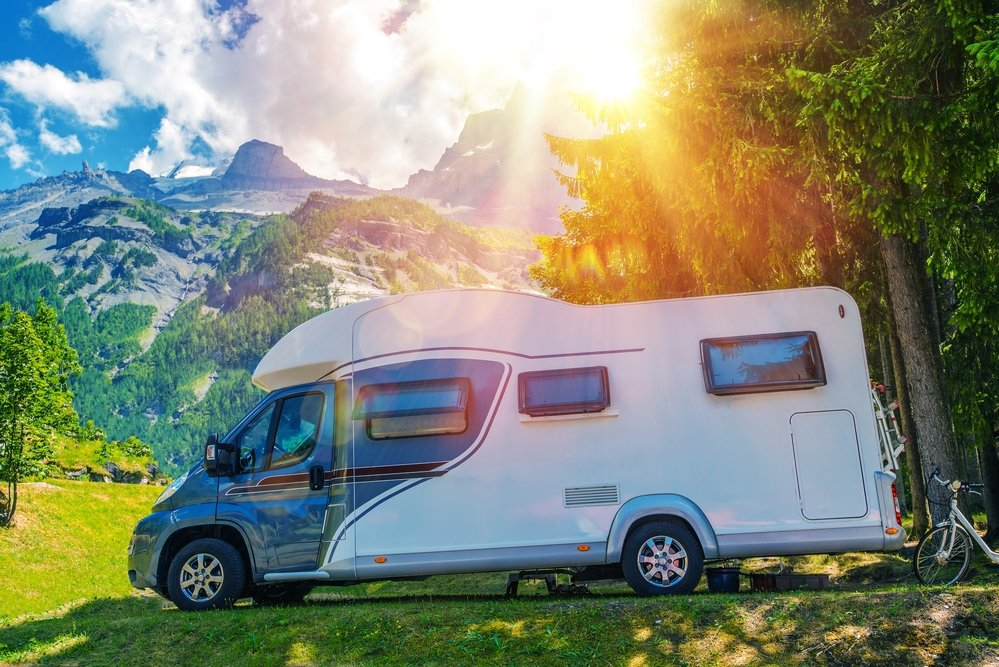 renting a highend RV is one way to turn a road trip into a luxury adventure