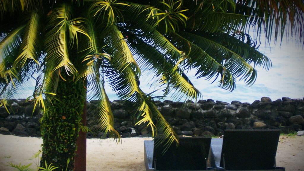 Resort, Tavenui, Fiji.