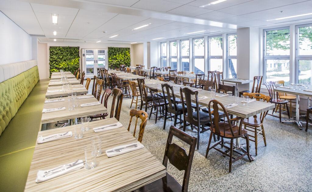 Restaurant, Les Monastere Des Augustines.