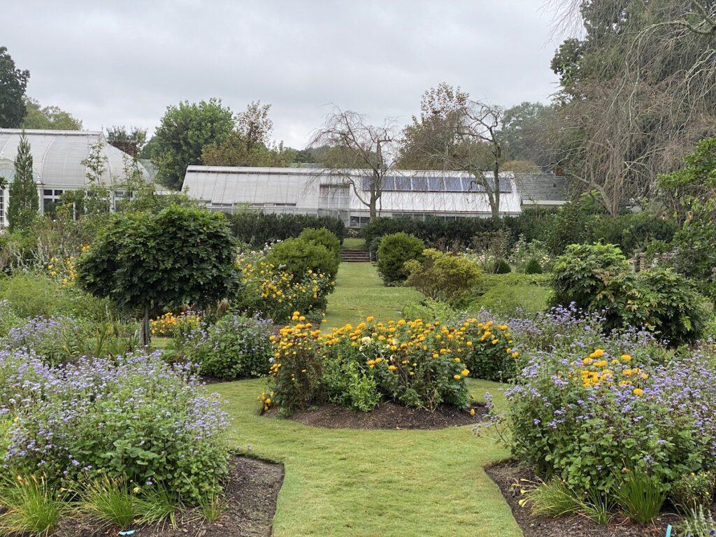 Reynolda Gardens and Estate in Winston-Salem.