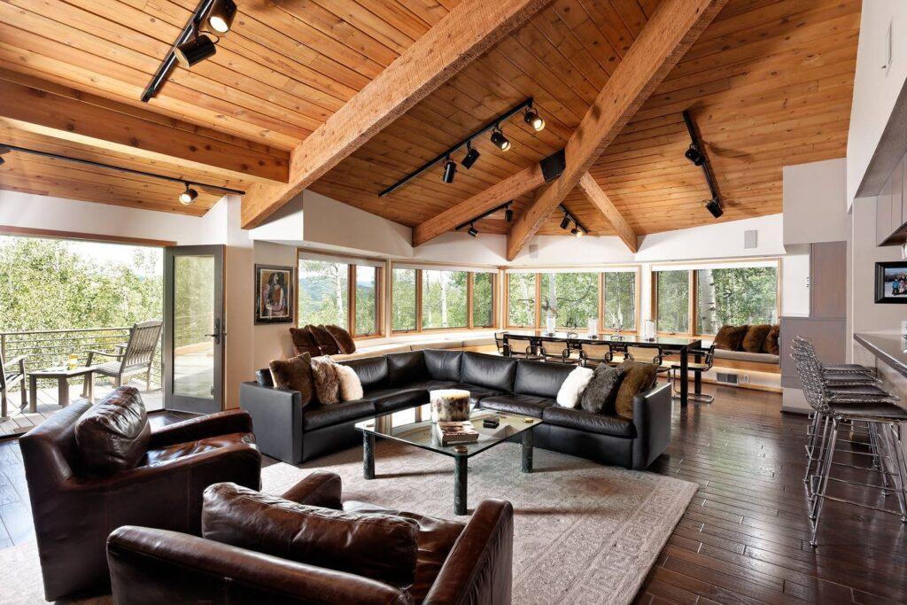 Ridge Run Luxury Home in Snowmass Village.