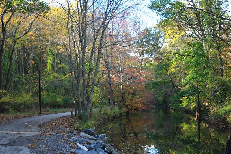 Ridley Creek State Park in Media, Pennsylvania.