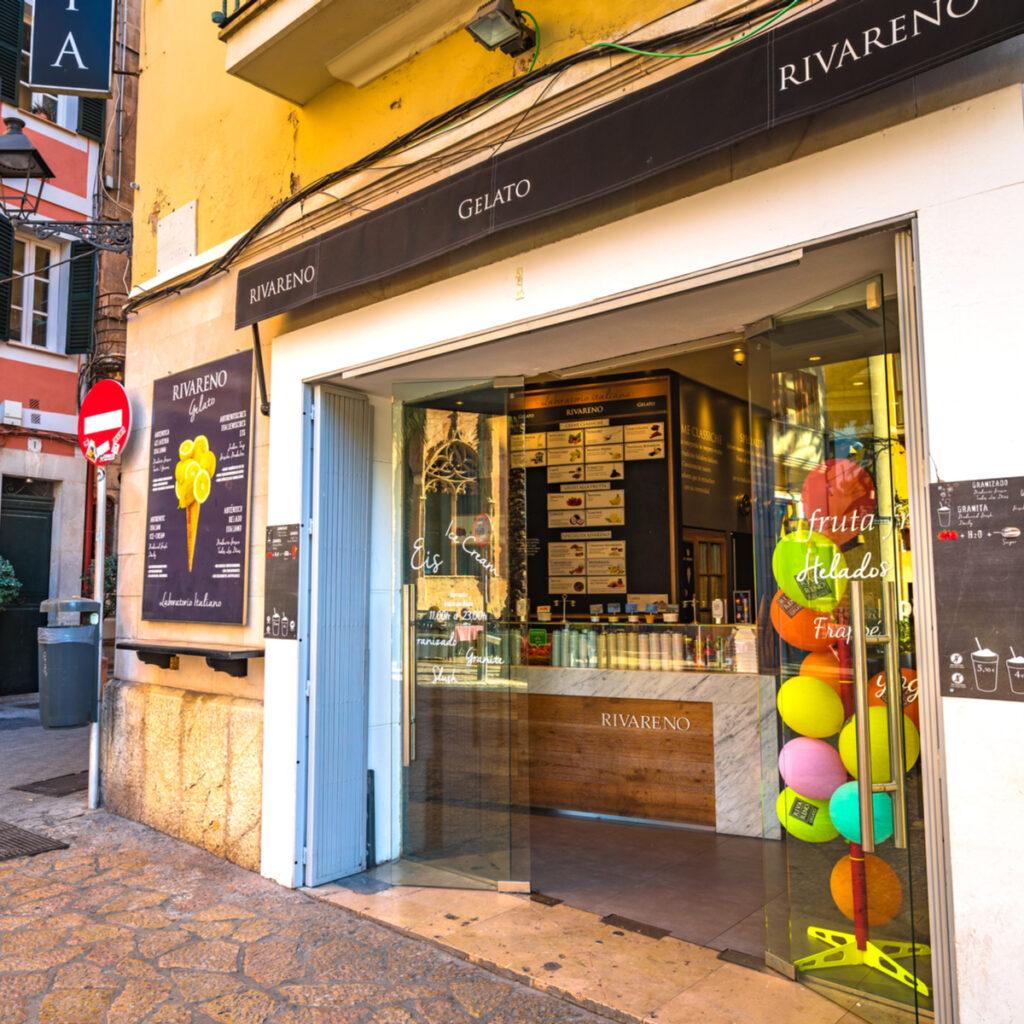 RivaReno in Palma de Majorca old town, Balearic Islands