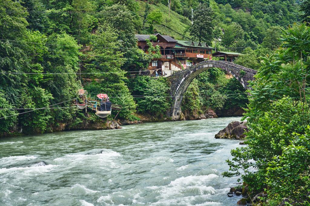 Rize, Turkey.