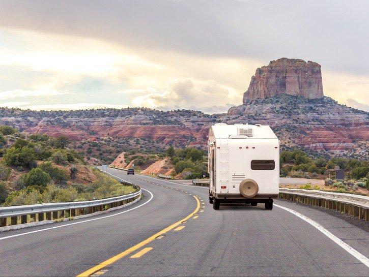 Road trip through the American Southwest