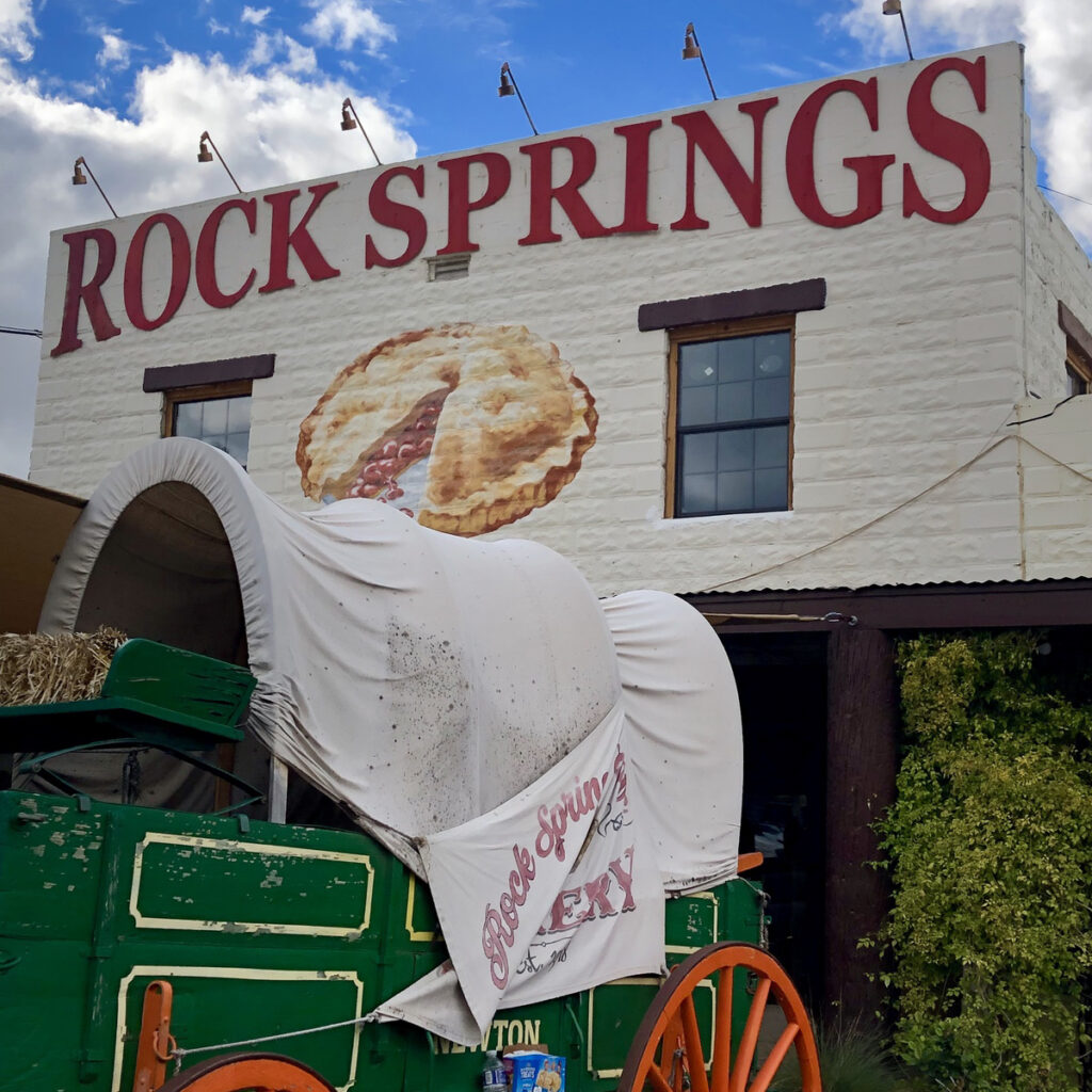 Rock Springs Cafe in Phoenix.