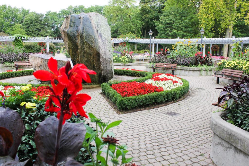 Rosetta McClain Gardens in Gates Gully Scarborough.