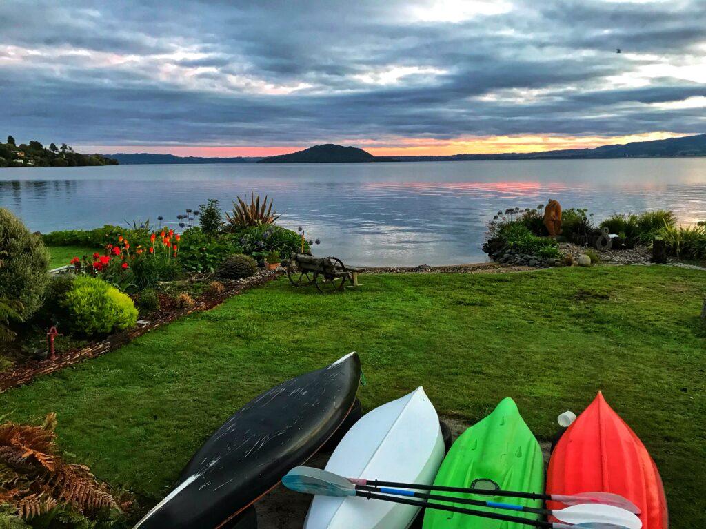 Rotorua, New Zealand.