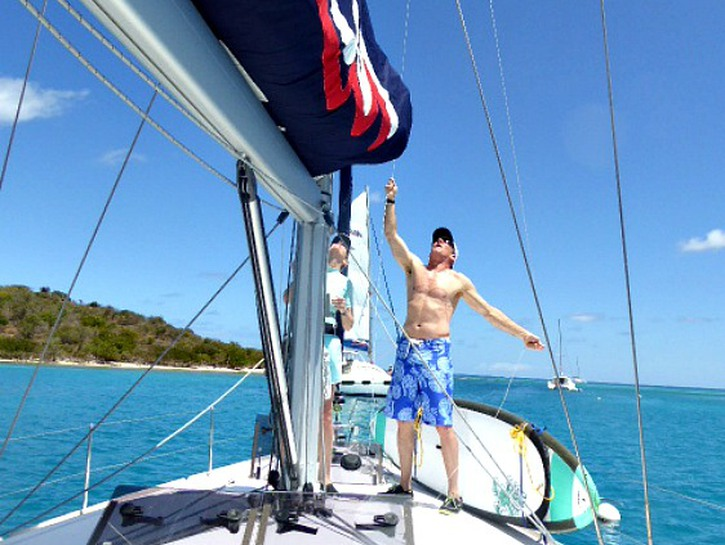 sailing lessons make for great learning vacations