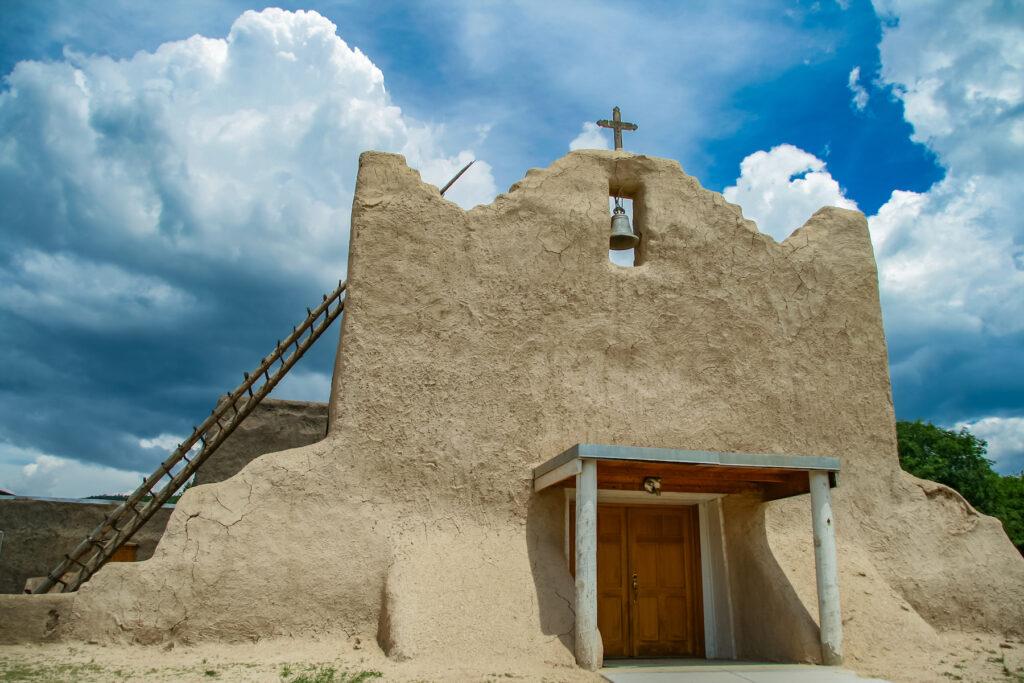 San Lorenzo de Picuris church in Pensaco.