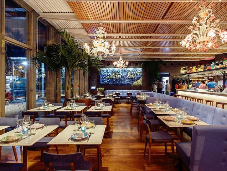 Santina, New York restaurant