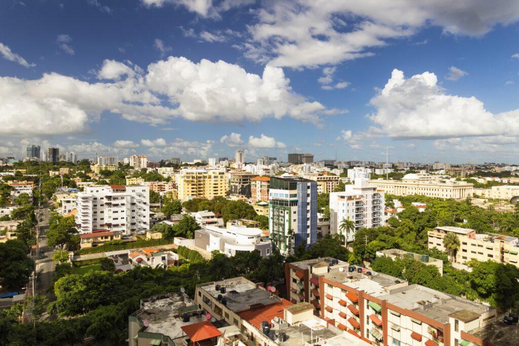 Santo Domingo, Dominican Republic.