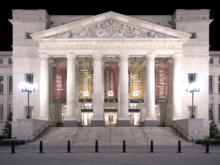 Schermerhorn Symphony Center, Nashville.